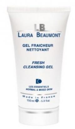 Очищающий гель Лаура Бомонт FRESH CLEANSING GEL Laura Beaumont