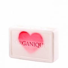 Глицериновое мыло куб Для любви Органик Glycerin soap cube For the love Organique