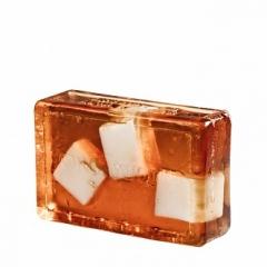 Глицериновое мыло куб Мужское Органик Glycerin soap cube Men Organique