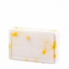 Глицериновое мыло куб Молоко и бархатцы Органик Glycerin soap cube Milk and marigolds Organique