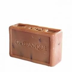 Глицериновое мыло куб Ваниль Органик Glycerin soap cube Vanilla Organique