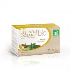 Травяной настой Океан пищеварение Тальго LES INFUS'OCEANES DIGESTION THALGO