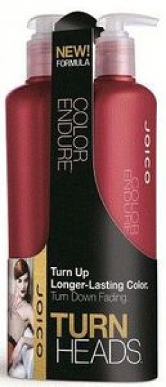 Набор подарочный (Шампунь + Кондиционер для стойкости цвета для окрашенных волос) Джойко Color Endure Duo Joico