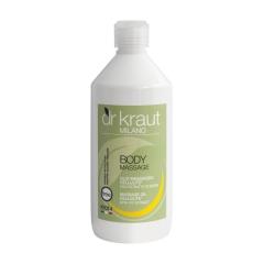 Массажное масло для похудения Доктор Краут Reducing massage oil with ivy extract Dr. Kraut