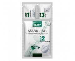Маска Алое Вера Увлажнение Клапп Mask Lab Aloe Vera Moisturizing Mask Klapp