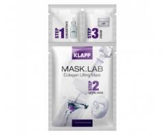 Маска Коллаген Лифтинг Клапп Mask Lab Collagen Lifting Mask Klapp