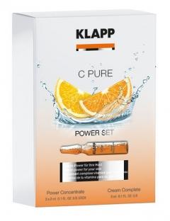 Набор Витамин С CollaGen C Pure Power Set Klapp