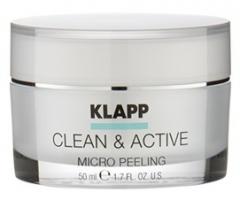 Базовый микропилинг Клапп Clean & Active Micro Peeling Klapp