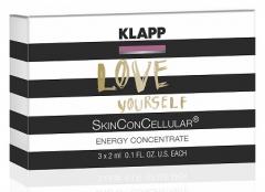 Концентрат Энергетик Клапп SkinConCellular Energy Concentrate Klapp