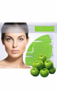 Маска коллагеновая с экстрактом зеленого яблока Бьюти Фейc Kolagen Maska z wyciagiem z zielonego jablka Beauty face