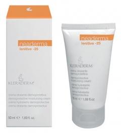 Деликатный увлажняющий крем «Ленитив» для чувствительной кожи Клерадерм Lenitive cream Kleraderm