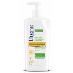 Гель для интимной гигиены успокаивающий Лирен Lactima Intimate Hygiene Gel Wash – Soothing Lirene