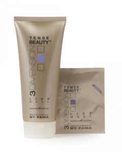 Маска для выравнивания волос Liss mask Tense Professional By Fama