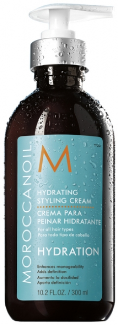 Увлажняющий крем для стайлинга МарокканОил Hydrating Styling Cream MoroccanOil