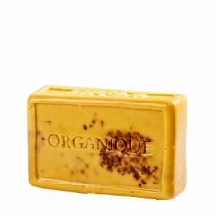 Глицериновое мыло куб Апельсин и корица Органик Glycerin soap cube Orange and Cinnamon Organique