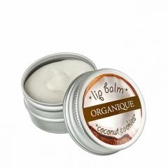 Бальзам для губ Кокосовое печенье Органик Lip Balm Coconut biscuits Organique