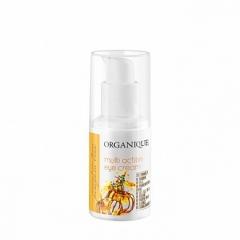 Мультифункциональный крем для контура вокруг глаз Органик Pumpkin line Multi action eye Cream Organique