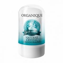 Натуральный кристаллический минеральный дезодорант (100% натуральный) Органик Pure Nature Natural mineral crystal deodorant (100 % natural) Organique