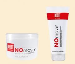 Гель сильной фиксации для укладки волос Reset no move Professional By Fama
