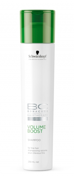 Шампунь для придания объема волосам BONACURE Volume shampoo Schwarzkopf Professional