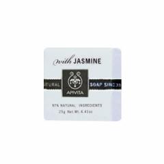Натуральное мыло с жасмином Апивита Soap with Jasmine Apivita