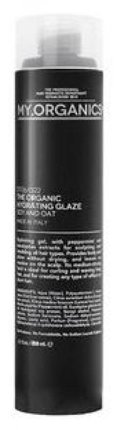 Увлажняющий гель для придания плотности и блеска волосам Май.Органикс My Hydrating Glaze My.Organics