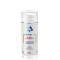 Питательный крем для сухой и чувствительной кожи Хистомер BIOGENA SUPER NUTRITION Histomer