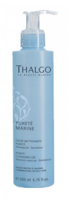 Очищающий Гель с Морскими Экстрактами для лица Тальго Gentle Purifying Gel THALGO