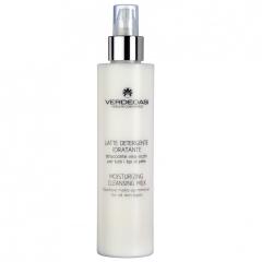 Увлажняющее очищающее молочко для лица и глаз Вердеоаси Moisturizing Cleansing Milk face/eye make-up remover  Verdeoasi
