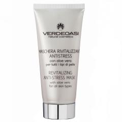 Восстанавливающая маска Анти-стресс Вердеоаси Revitalizing Anti-Stress Mask with aloe vera Verdeoasi
