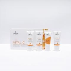 Пробный набор препаратов линии Vital C Имидж Скинкеа Vital C Trial Kit Image Skincare