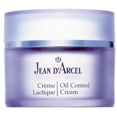 Дневной и ночной крем регулирующий выделение кожного сала Жан д'Арсель Creme Lactique Jean d'Arcel