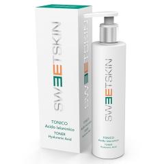 Тоник с гиалуроновой кислотой для всех типов кожи Свит Скин Систем Tonico Acido Jaluronico Sweet Skin System