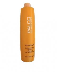 Солнцезащитный шампунь для волос и тела Палко Профешнл Sun Care After Sun Hair & Body Wash PALCO Professional