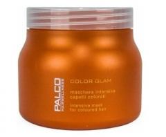 Маска для окрашенных волос Палко Профешнл Color Glam Intensive Mask For Coloured Hair PALCO Professional