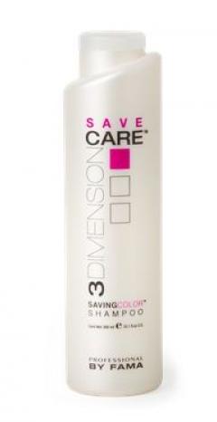 Шампунь для защиты цвета волос Saving color shampoo Professional By Fama