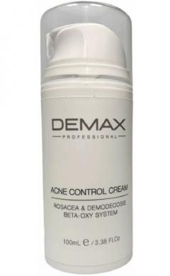 Крем от демодекса, акне, розацеа Demax Acne Control Cream
