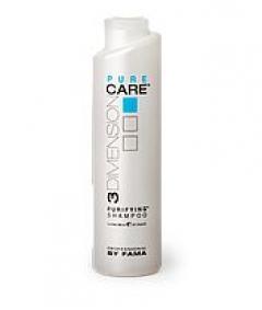 Шампунь против перхоти Purifying shampoo Professional By Fama