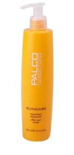Маска для защиты волос от солнца Палко Профешнл Sun Care After Sun Mask PALCO Professional
