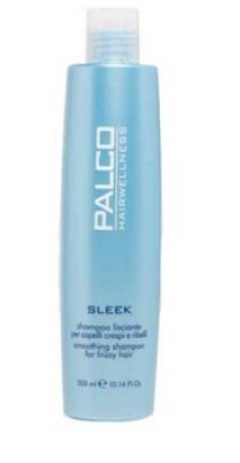 Шампунь разглаживающий для непослушных волос Палко Профешнл Sleek Smoothing Shampoo For Frizzy Hair PALCO Professional