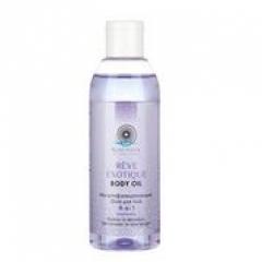 Мультифункциональное масло для тела 4-в-1 мини версия Космистик Reve Exotique Multifunctional Body Oil 4-in-1 KosMystik