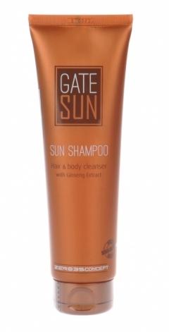 Солнцезащитный шампунь для волос и тела Эмеби Gate Sun Shampoo Hair & Body Emmebi