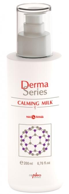 Успокаивающее молочко Дерма Сириес Calming Milk Derma Series