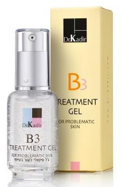 Лечебный гель для проблемной кожи Доктор Кадир B3 Treatment Gel For Problematic Skin Dr. Kadir