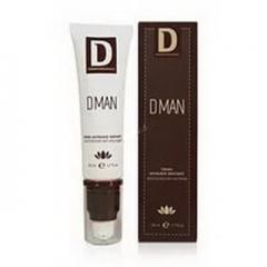 Мужской омолаживающий крем для лица Дермофизиолоджик Man Cream Antiage Viso (face anti age cream)  Dermophisiologique