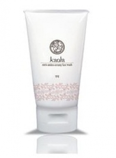 Средство для умывания лица на основе Аминокислот Хахонико Kaola Cutis amino creamy face wash Hahonico