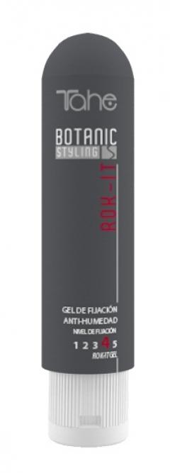 Гель для укладки волос Тахе ROK-IT ANTI-HUMIDTY FIXING GEL (FIXING LEVEL  4) Tahe