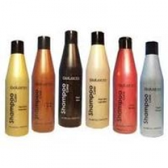 Оттеночный шампунь для волос в ассортименте Салерм Shampoo Color Salerm