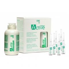 Набор против выпадения волос (лосьон+шампунь) БиБиКос Plant Stem Cells Anti-Hairloss Kit Bbcos