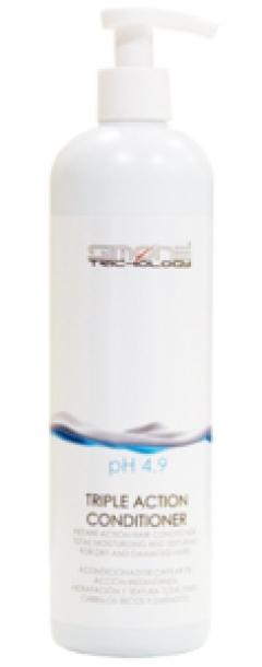 Маска-кондиционер для волос тройного действия Симоне Трихолоджи Triple Action Hair Conditioner Simone Trichology